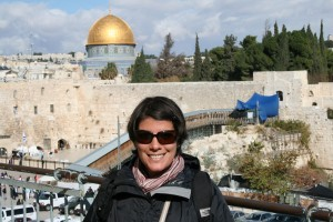 Amy Temple Mount Western Wall