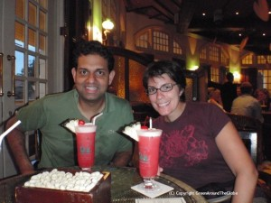 Amy and Anand